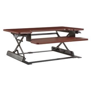 16.75-inch Height Adjustable Multi-position Mahogany Desk Riser https://ak1.ostkcdn.com/images/products/16602656/P22930688.jpg?impolicy=medium