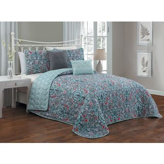 Avondale Manor Trista 5-piece Quilt Set