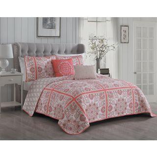 Avondale Manor Della 5-piece Quilt Set
