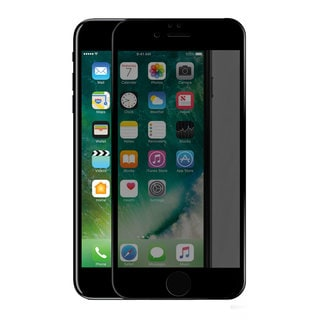 LAX 2 PACK iPhone 7 and 7 Plus Privacy Tempered Glass Screen Protector, Strong, Secure, Impact Resistant