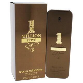 Paco Rabanne 1 Million Prive Men's 3.4-ounce Eau de Parfum Spray