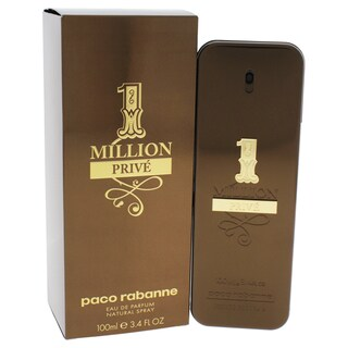 Paco Rabanne 1 Million Prive Men's 3.4-ounce Eau de Parfum Spray