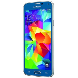 Samsung Galaxy S5 G900V 16GB Verizon CDMA Phone w/ 16MP Camera - Blue