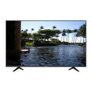Sharp LC43N6100U 43-inch Refurbished 4K Smart LED HDTV