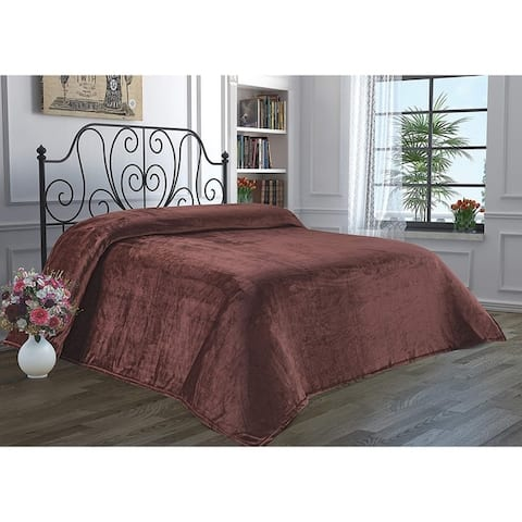 Luxury Home Hotel Super Soft Flannel Blanket