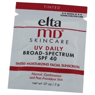 EltaMD 0.07-ounce UV Daily Broad Spectrum SPF 40 Tinted
