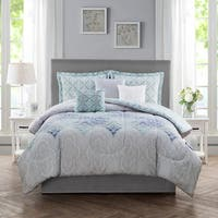 Style Decor Holly 7-Piece Comforter Set