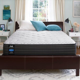 Sealy Response Performance 12-inch Cushion Firm Full-size Mattress Set (2 options available)