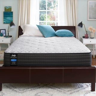 Sealy Response Performance 12-inch Cushion Firm Twin-size Mattress Set
