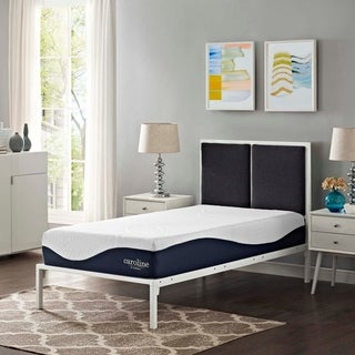 Caroline 10-inch Twin-size Memory Foam Mattress