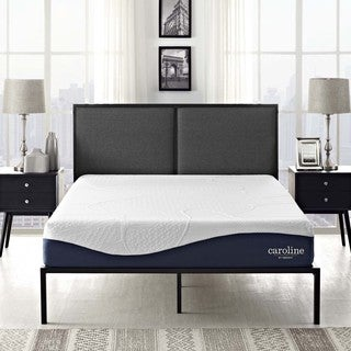 Caroline 10-inch King-size Memory Foam Mattress