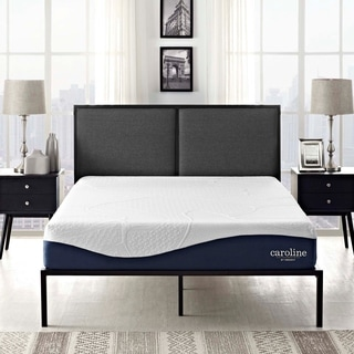 Caroline 10-inch Queen-size Memory Foam Mattress