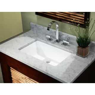 20-3/4-inch European Style Rectangular Shape Bathroom Sink Deals