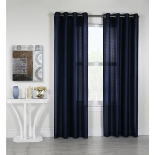 Princess Semi Sheer Curtain Panel