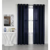 Princess Semi Sheer Curtain Panel