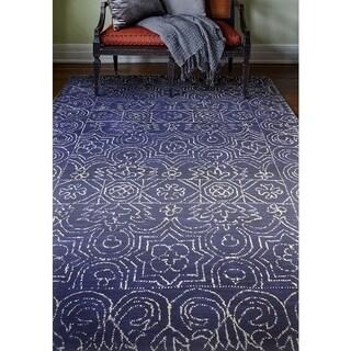 Devon Tufted Wool Area Rug (5' x 7'6)