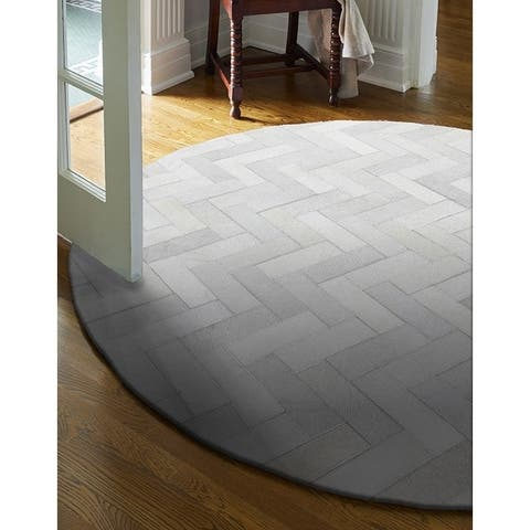 Dylan Contemporary Hand Stitched Area Rug