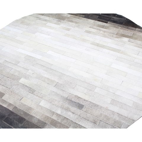 Harrison Contemporary Hand Stitched Area Rug