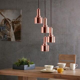 INK+IVY Barrett Rose Gold Pendant - Copper