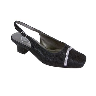 FIC FLORAL Lena Women Extra Wide Width Heel