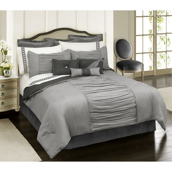 Alessandra Collection 7 Piece Comforter Set