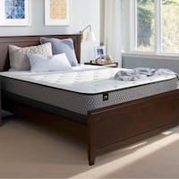 Sealy Response Essentials 10.5-inch Plush California King-size Mattress Set