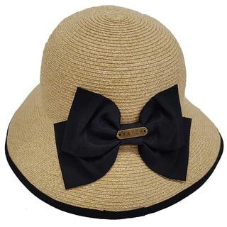 Hatch Cape Cod Straw Bucket Sun Hat