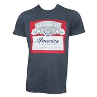 Budweiser America Logo Tee Shirt