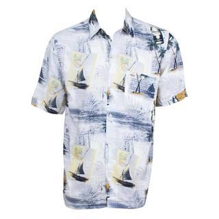 Corona Extra Coast With The Most Aloha Hawaiian Shirt