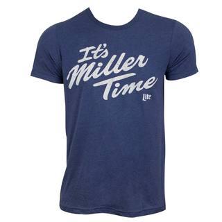 Miller Lite It's Miller Time Tee Shirt