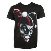 Harley Quinn Evil Grin Tee Shirt