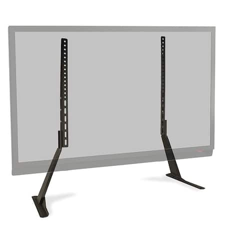 """Table Top Heavy Duty TV Stand 40"""" to 70"""""""