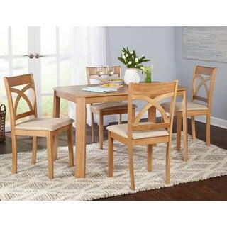 Simple Living 5-piece Verbena Dining Set
