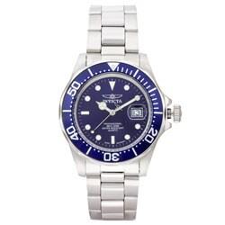 Invicta Men's Swiss Pro Diver Q Steel Watch