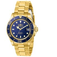 Invicta Men's Pro Diver 9312 Gold Watch