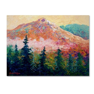 Marion Rose 'Mtn Sentinel' Canvas Art