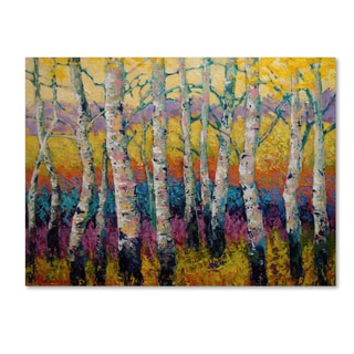 Marion Rose 'Autumn Layers' Canvas Art