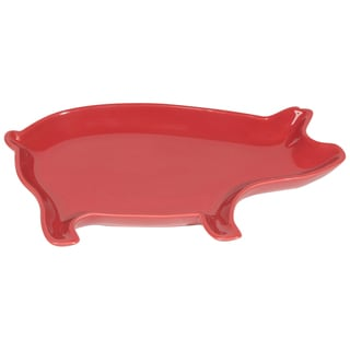 Now Designs Shaped Dish Penelope Pig