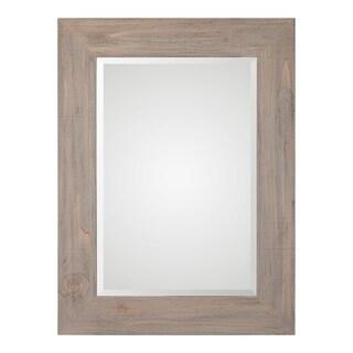 Broen Wood Mirror