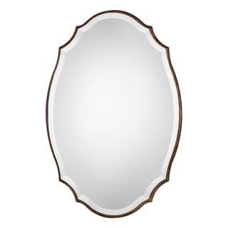 Taelyn Oval Mirror