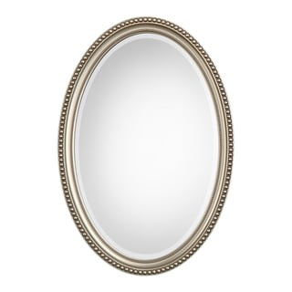 Copper Grove Elsplans Oval Mirror - Brown - 22x32x1.25