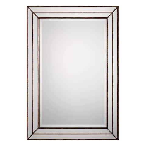 Carbon Loft Floyd Bronze Mirror - 23.85x33.85x0.768