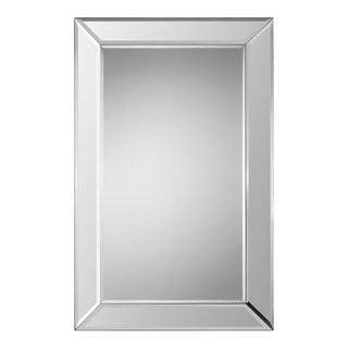 Copper Grove Segudet Mirror - Silver - 22x34x1.25