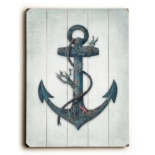 Lost at Sea - Wall Decor by Terry Fan