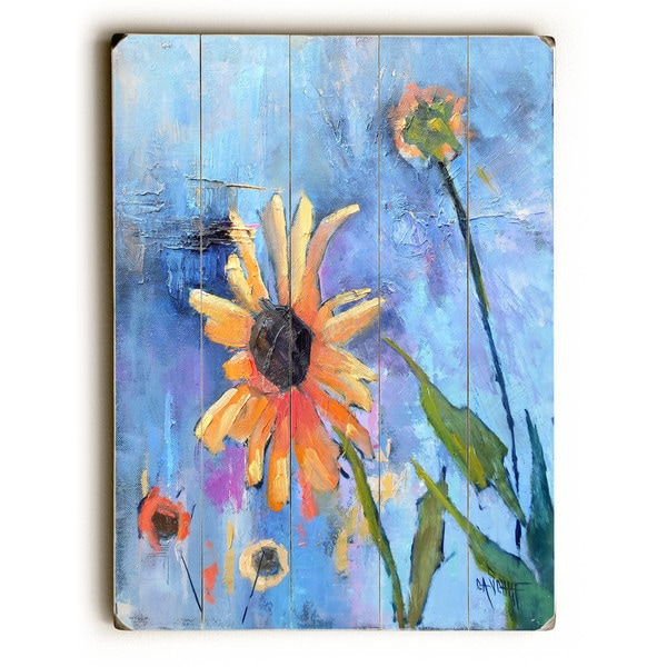 Colorado Sunflower - Wall Decor by Carol Schiff