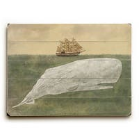 Far From Nantucket - Wall Decor by Terry Fan - Green/White
