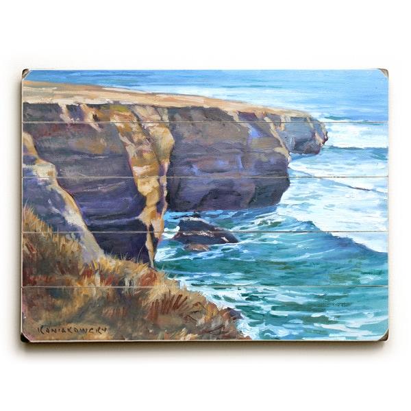 Sunset Cliffs - Wall Decor by Wade Koniakowsky