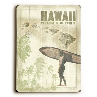 Hawaiian Surfer - Wall Decor by Wade Koniakowsky