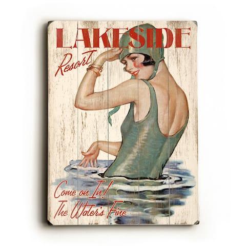 Lakeside - Wall Decor by Artehouse