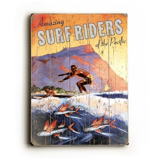 Surfriders - Wall Decor by Artehouse